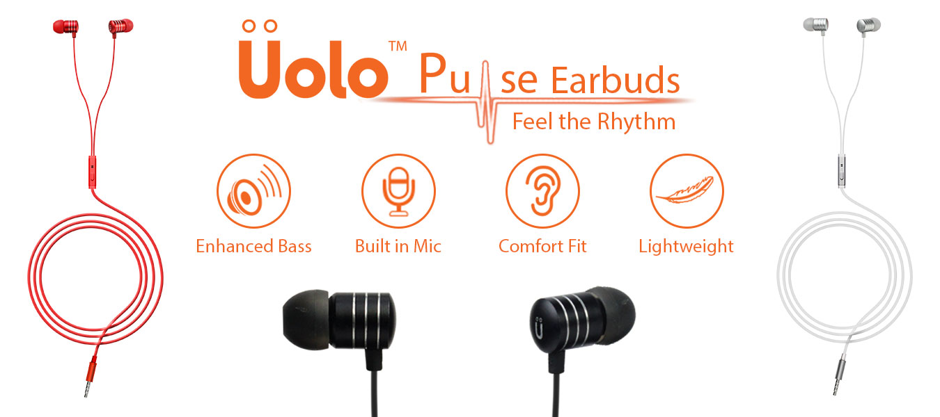 Uolo Pulse Earbuds